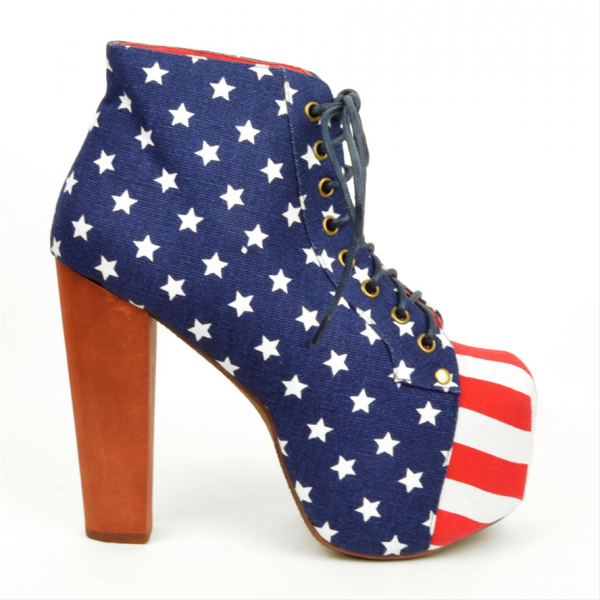 JEFFREY CAMPBELL I LOVE YOU SO