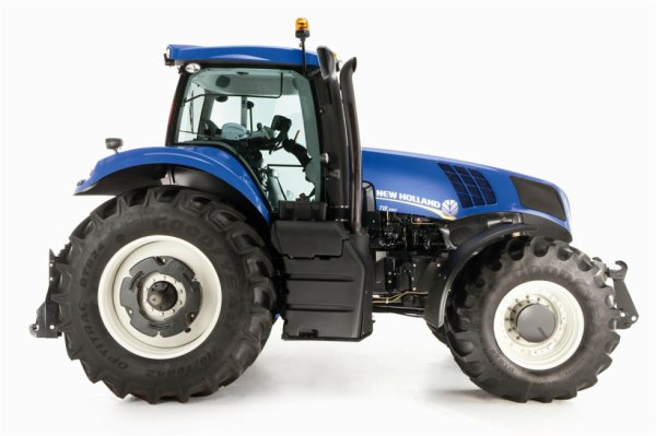 new holland série t 8