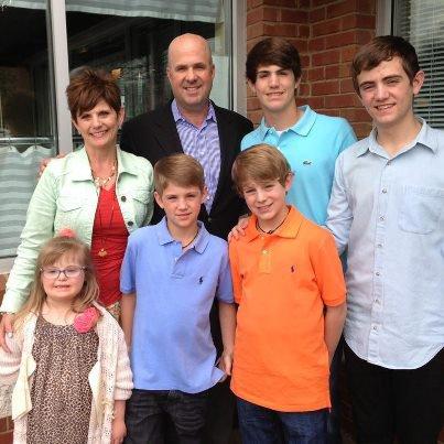 Famille de Matty !