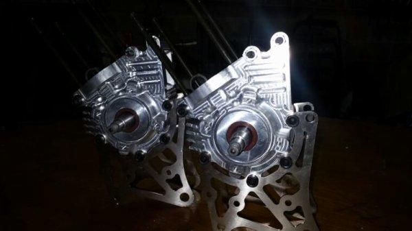 Remontage des 2 moteurs