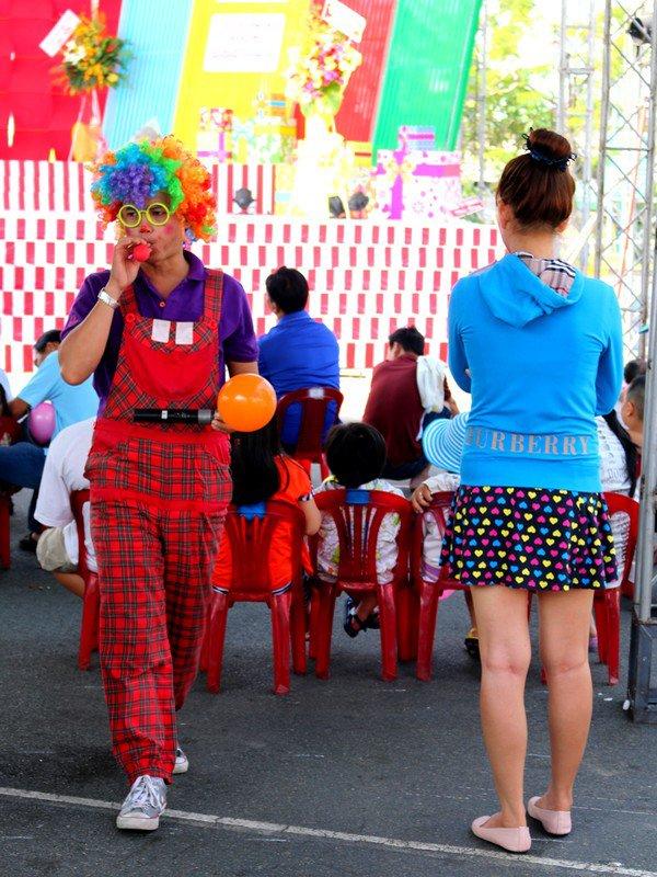 Hội chợ Xúc Tiến Tiêu Dùng.