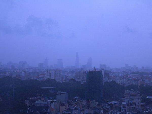HO de pluie.