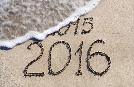 Tạm biệt 2015...
