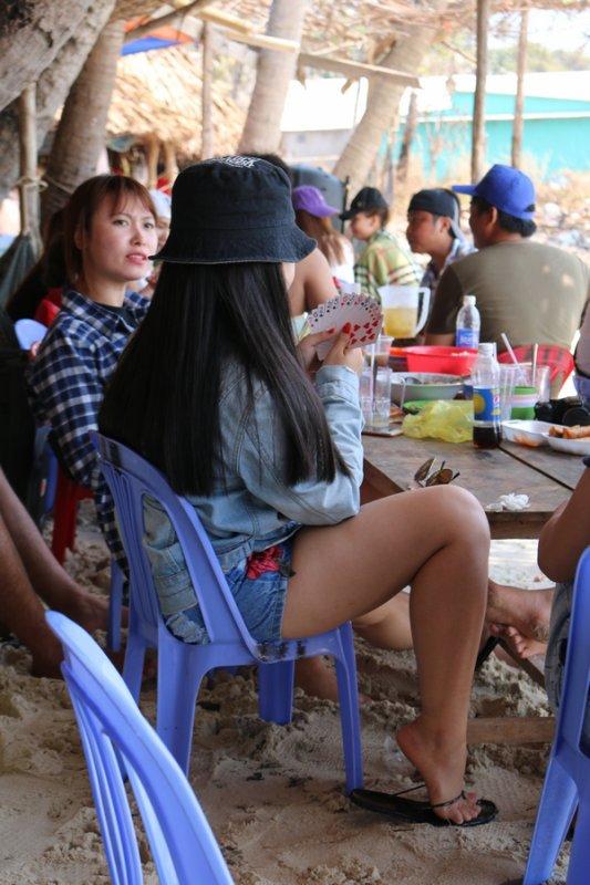 Mode vietnamienne.