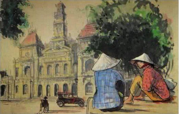 De l'art en Cochinchine.