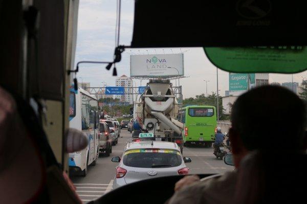 Mũi Né... Sài Gòn.