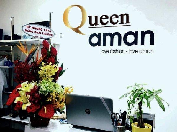 Queen Aman...