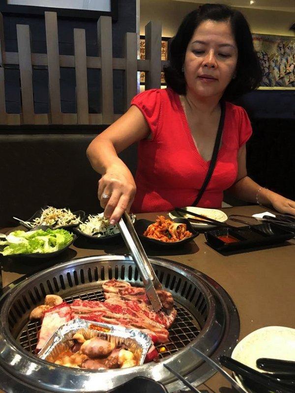 Sum'Hồ barbecue.
