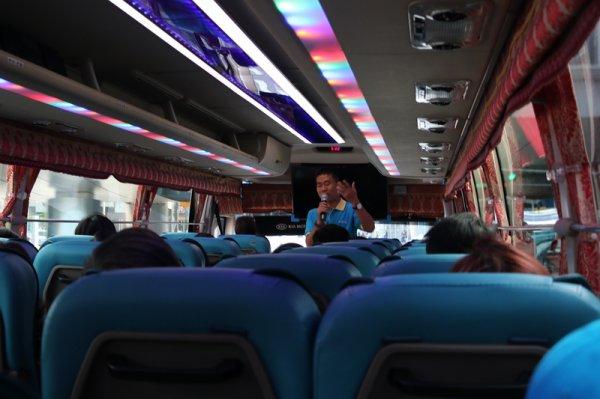 Un pt'it tour en Corée.