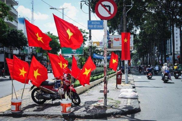 Ngày Quốc khánh Việt Nam.