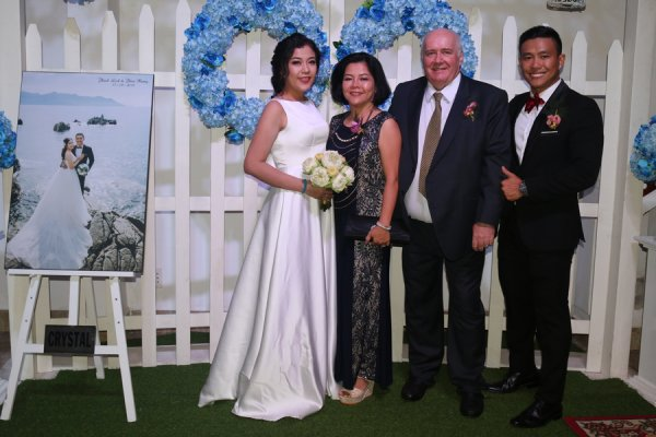 B'Hồ mariage.