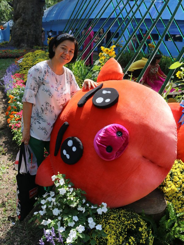 Du cochon à toutes les s'Hồ-ces.