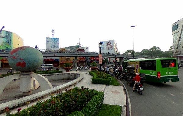 Cathédrale Hồ-ssi.