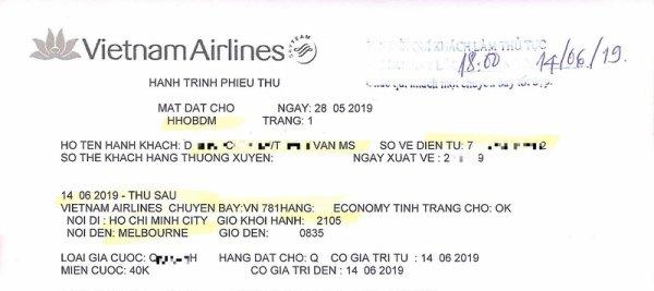 Visa pour l'Hồ-stralie.