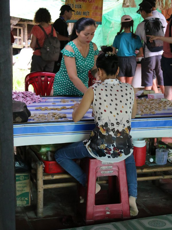 De Hồ Chí Minh ville, à Cần T'Hồ.