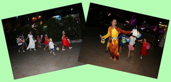 La fête des m'Hồ-mes.