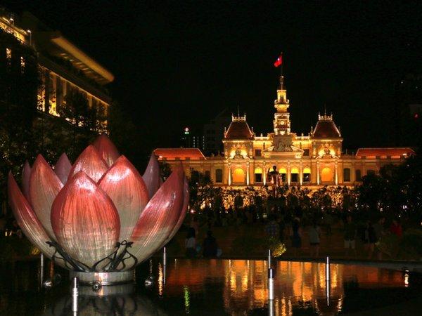 Hồ c½ur de Sài Gòn.