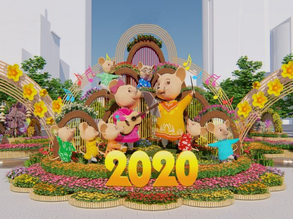 Fl'Hồ-ralies 2020.