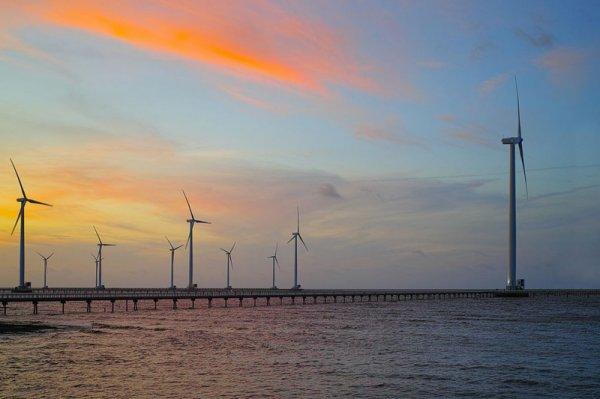 Énergie écol'Hồ-gique, au Việt Nam.