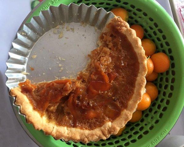 Gat'Hồ aux fruits locaux.