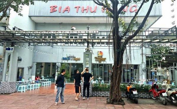 Les effets de l'alcool Hồ Việt Nam...