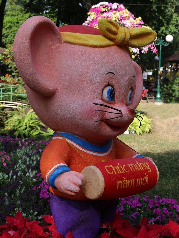 B'Hồ-nne Année du Rat !..