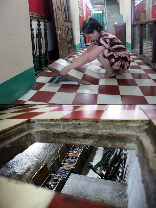 Armureries en sous s'Hồ-l.