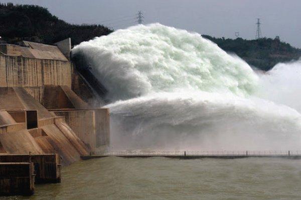 Hồ de Chine, pas câline.