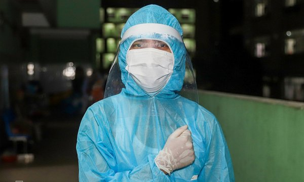 Faire face Hồ virus.