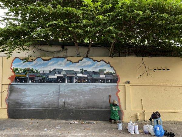 Arts mur'Hồ.