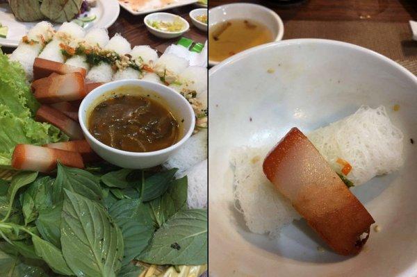Bouddha Hồ légumes.