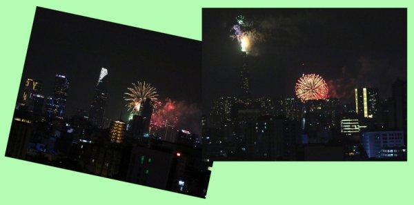 À l'Hồ-be d'une nouvelle année.
