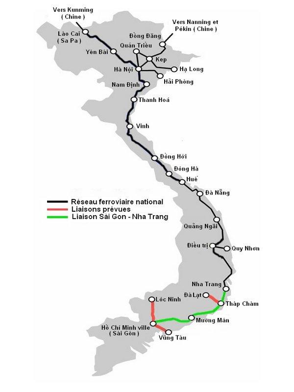 Modernisation du rés'Hồ ferré.