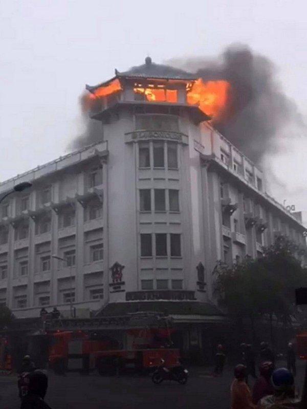 Le feu Hồ cuisines.