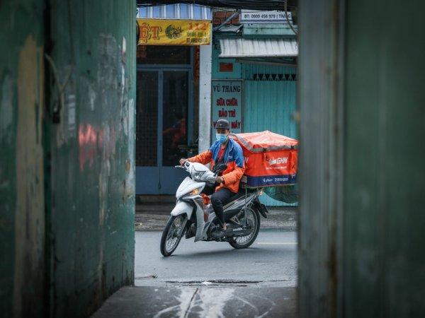 Une vie adaptée Hồ circonstances.