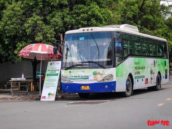 Ses courses Hồ-bus.