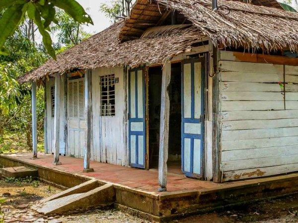 Maison Hồ-tonome.