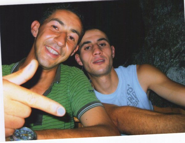 moi et mon cousin tarik