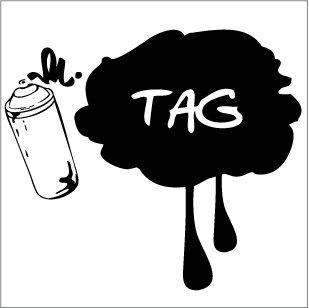 Les  Tags ♥