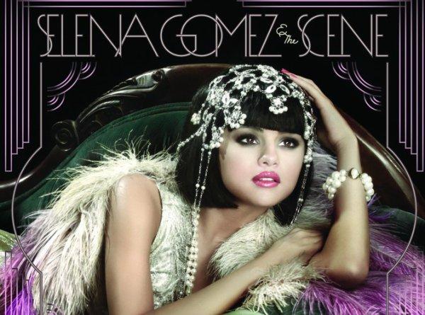 La première de couverture pour le 3ème album de Selena Gomez