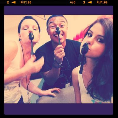 Découvez les dernières photos qu'a posté Selena sur son compte Instagram
