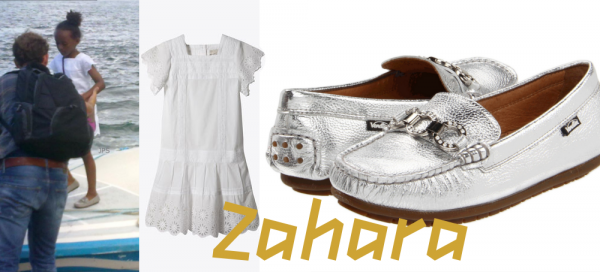 Get The JP Look Zahara Marley Jolie-Pitt