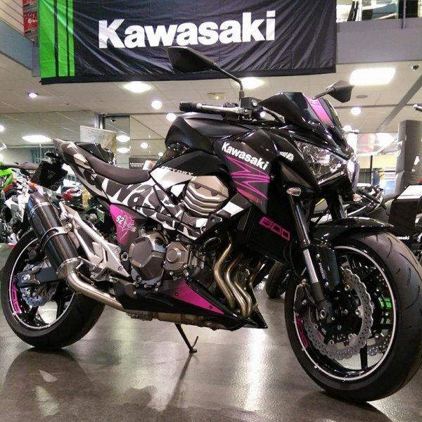 Kawasaki 800
