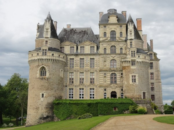 Balade en Anjou pour le week-end du 8 Mai.