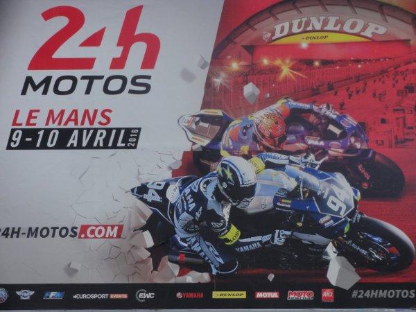 24H00 Moto 2016 au Mans