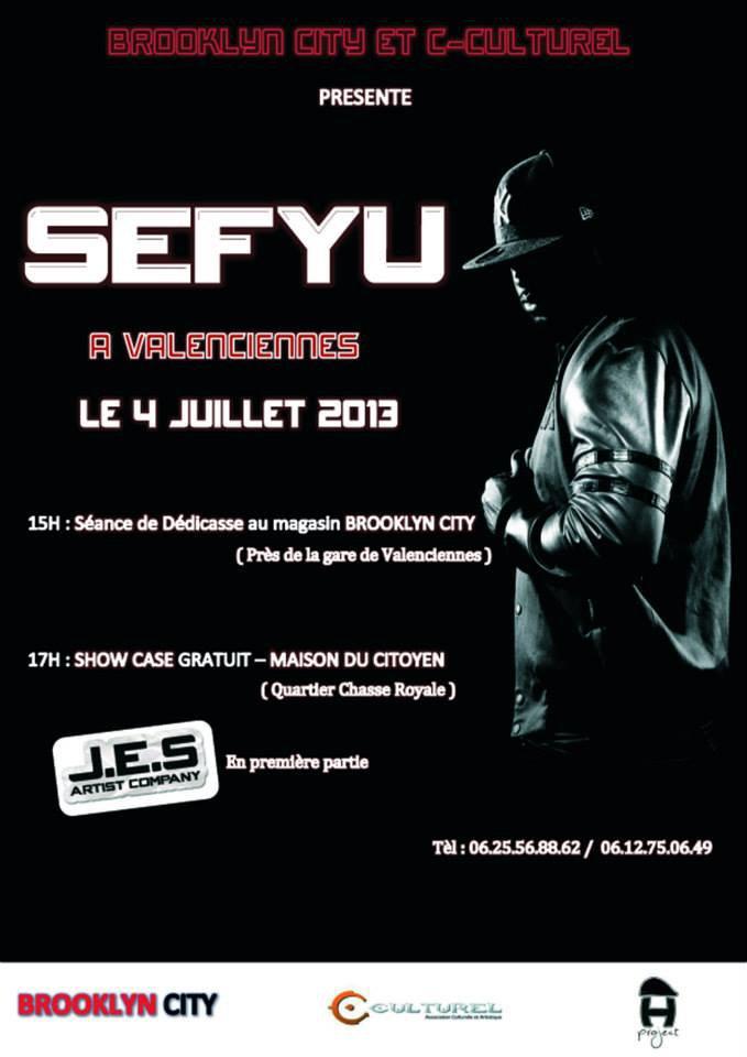 SEFYU Present A Valenviennes :-)
