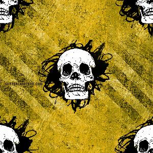 Bannières Tête de Mort