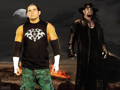 matt hardy vs undertaker