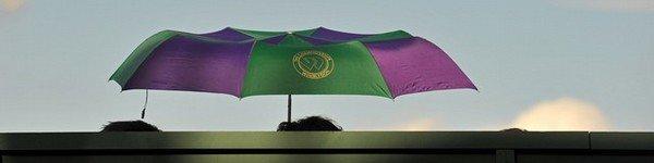 Le seul défaut de Wimbledon, c'est qu'il se déroule en Angleterre. TeamSRB Au moins avec la pluie, on aura encore des Français en deuxième semaine. KVITORENKA