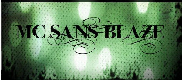 Mc Sans Blaze